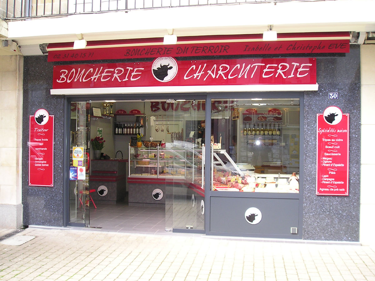 SERAM EXECUTIVE. Agencement Boulangerie Pâtisserie